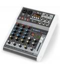 4-Kanaals Muziek Mixer met DSP en BT Vonyx VMM-K402