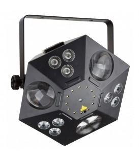 ALIEN JB SYSTEMS 5 verschillende lichteffecten in één toestel