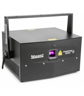 Phantom 9000 Pure Diode Laser RGB Analog beamZ Pro