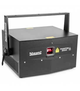 Phantom 12000 Pure Diode Laser RGB Analog beamZ Pro