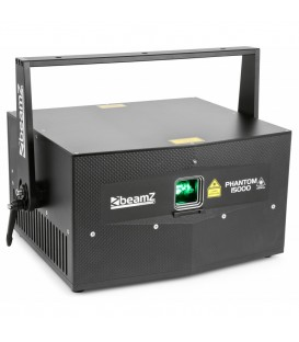 Phantom 15000 Pure Diode Laser RGB Analog beamZ Pro