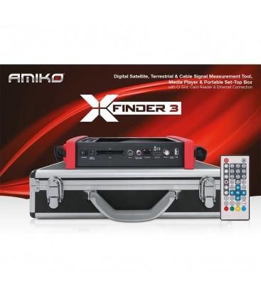 Amiko XFinder 3 HD Professional