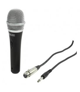 Dynamische microfoon KÖNIG ONSTAGE KN-MIC50 MPWD50BK