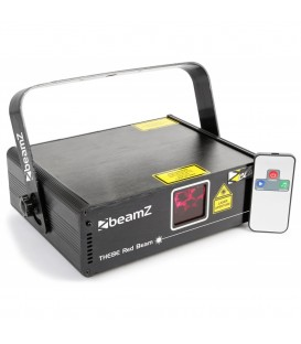 Thebe Laser 150mW Rood Beam DMX IRC beamZ