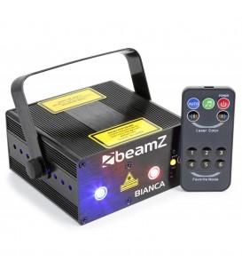 Bianca Double Laser 330mW RGB Gobo IRC beamZ