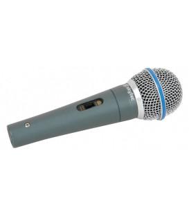 Dynamische microfoon SKYTRONIC 600 Ohm XLR