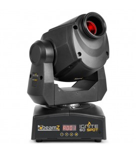 IGNITE60 LED Spot Moving Head beamZ