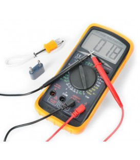 DIGITALE MULTIMETER MET 32 MEETBEREIKEN SKYTRONIC DMM10