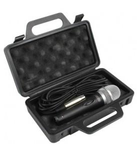 Dynamische microfoon in koffer KÔNIG ONSTAGE KN-MIC50C MPWD50CBK