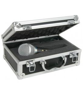 Dynamische microfoon in flightcase SKYTRONIC 173.457