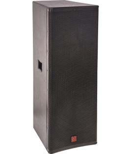 "First-SA215DSP2 2x 15"" 1200W actieve speaker BST"