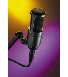 STUDIO RECORDING MIC CONDENSATOR AUDIO-TECHNICA AT2020
