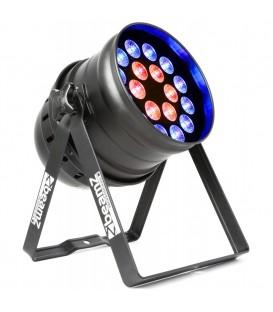LED PAR 64 18x 12W Quad RGBW IR DMX BeamZ Pro BPP210