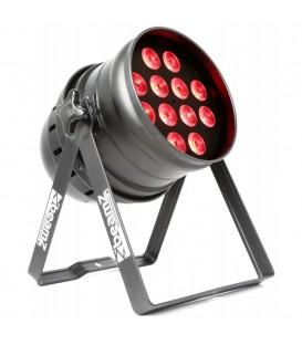 LED PAR 64 12x 12W Quad RGBW IR DMX beamZ Pro BPP220