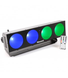 beamZ LUCID 1.4 4x 10W COB LEDs