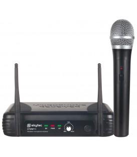 VHF Microfoon Systeem 1-kanaals Skytec STWM711