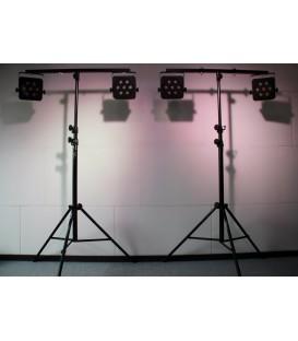 Verhuur 4x Planospot 7TC RGB LED Spots PER DAG