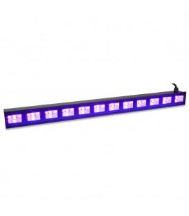 UV LED bar 12x3W beamZ BUV123