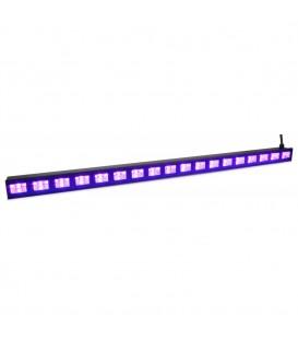 UV LED bar 18x3W beamZ BUV183