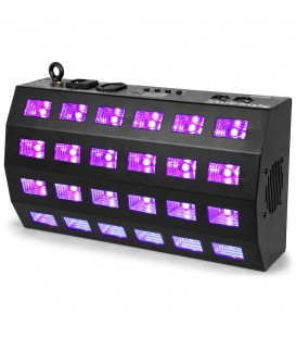 UV LED strobo 24x3W beamZ BUV463