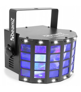 LED Butterfly met strobe beamZ