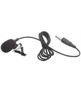 Tie clip microfoon mini XLR PDT1