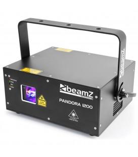 Pandora 1200 TTL Laser RGB 25kpps beamZ Professional