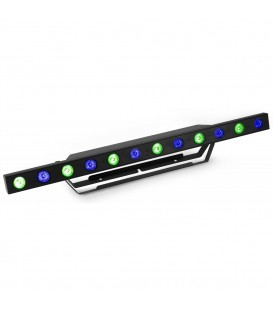 LED Bar Pixel control 12x 12W beamZ LCB155