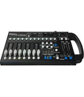 192-Kanaals Controller IBIZA LC192DMX MINI