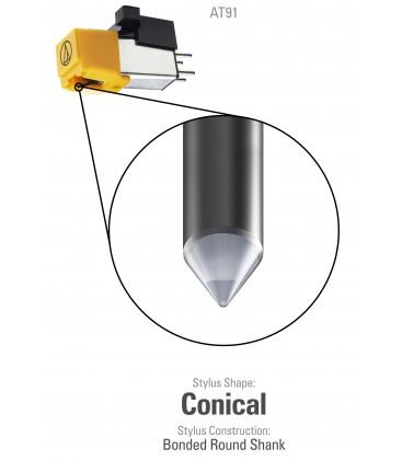 PRO DIRECT draaitafel High Torque met LINE-Out XTRM-1 SYNQ