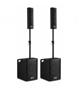 Actieve luidsprekerkit 2.2 VONYX VX1050BT