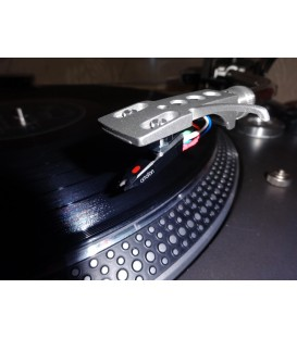 Ortofon OM PRO + Concorde PRO S + Headshel Silver