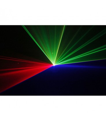 Ariel Laser 350mW RGB Beam DMX IRC beamZ