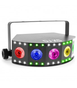 DJ X5 Stroboscoop LED Array beamZ