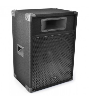 "PA Speaker Actief 15"" 800W Fenton CSB15"
