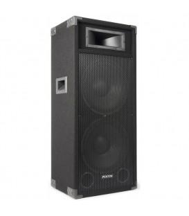 """Actieve PA Speaker 2x 15"""" 1600W Fenton CSB215"""