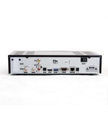 QVIART LUNIX 3 4K UHD 2 X S2 FBC Tuner
