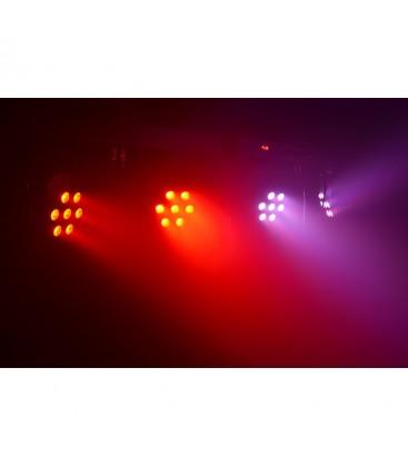 Verhuur Animatie Laser SCAN1100RGB 1100MW RGB met DMX / ILDA / IRC