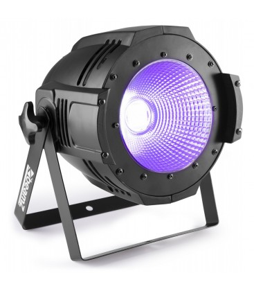 Aluminium IP65 LED PAR18 x 12W beamZ BWA418