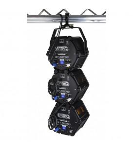 Vonyx WM73H 2-Kanaals UHF Draadloos Mic. 2X Bodypack + Headset