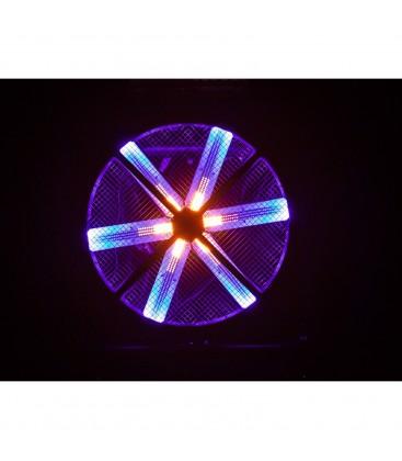 BT-LEDROTOR hoog vermogen 70x70cm LED-effect fan