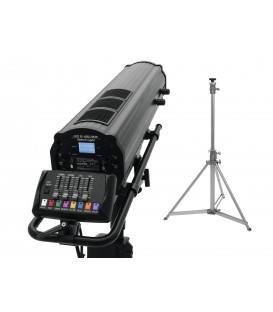 Eurolite Set LED SL-600 Zoom DMX Follow Spot + STV-200