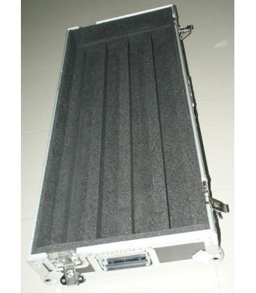 Flight Case voor 4x LED Pixel Bar of Sunstrip op maat