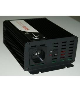 Zuivere Sinus Omvormer Inverter 500watt 12/24/48v naar 230v