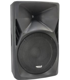 "Actieve Speaker USB/SD Media Player + BT 15""/38cm 600W BST PH15-BT"