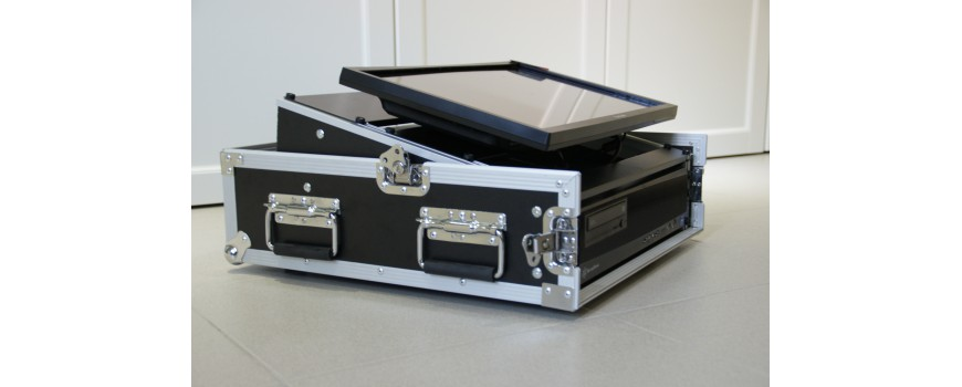 FLIGHT CASE PC TOUCH