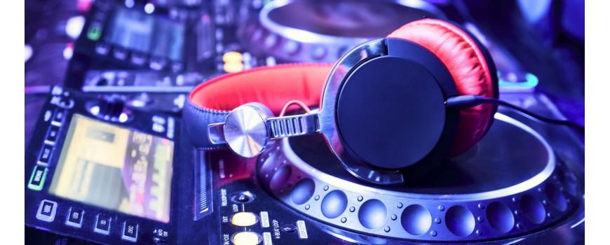 VERHUUR DJ GEAR