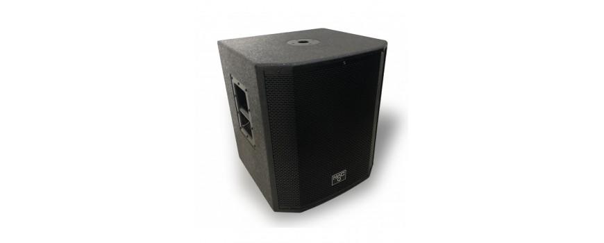 MAC-Q Professional Speakers