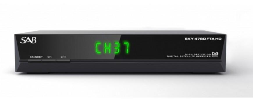 SATELLIETONTVANGERS 4K HDTV