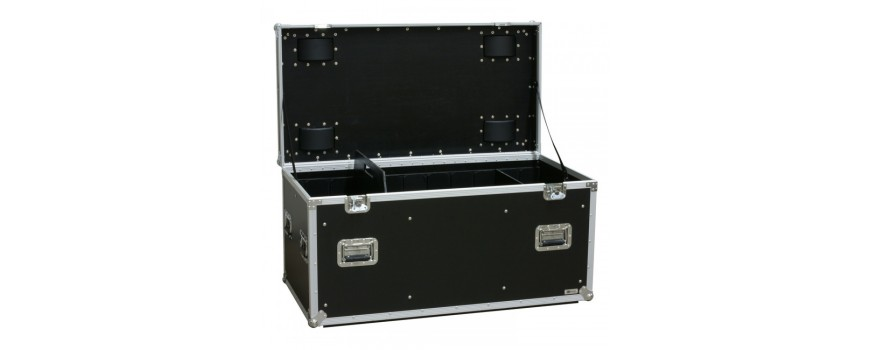 FLIGHT CASES & BAG